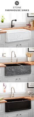Best 25+ Rustic kitchen sinks ideas on Pinterest   Farm kitchen ...