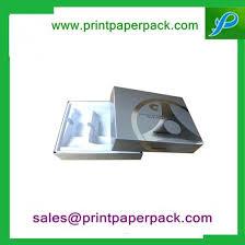 creative gift box custom printed paper cardboard jewelry box lid and base box