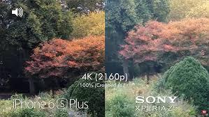 sony xperia z5 camera. iphone-6s-vs-sony-xperia-z5-video sony xperia z5 camera o