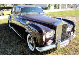 Rolls Royce Silver Cloud Iii For Sale On Classiccars Com
