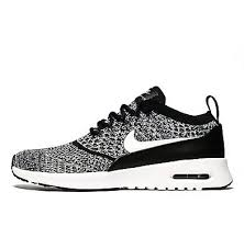 black and white nike air max shoes. nike air max thea shop now black and white shoes