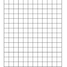 Free Printable Graph Paper 1 Inche Math 1 Inch Grid Paper Template Graph Maths Free Free