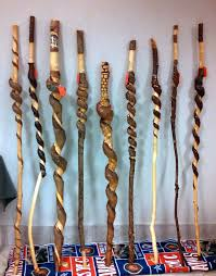 Decorated Walking Canes Walking Sticks Cheek Arts handmade crafts nashville tn 53