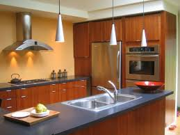 Simple Modern Cherry Kitchen Cabinets Wonderful Wood Full Version And Perfect Design