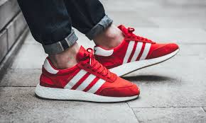 adidas iniki boost. the new adidas iniki runner debuts in red boost r