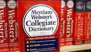 the merriam webster dictionary just trolled donald trump merriam webster dictionary takes trump to task over bad spelling