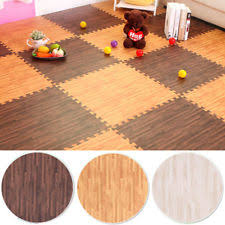 floor mats for kids. 9pcs Imitation Wood Foam Exercise Household Floor Mats Kids Play (30*30cm) For