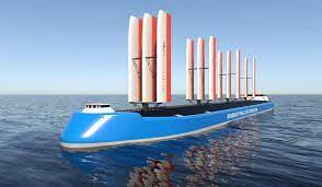 Windship Technology claims new design is the 'Tesla' of the seas - Splash247