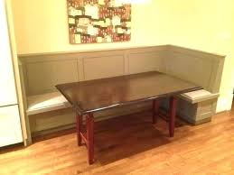 l shaped bench post seating with storage l shaped bench with storage seating kitchen