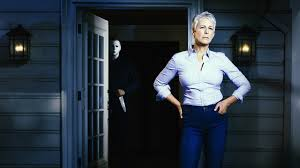 This 'Halloween,' Jamie Lee Curtis Reckons With 40 Years Of Trauma : NPR