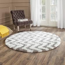 White Living Room Rug Hempstead White Silver Area Rug Reviews Allmodern