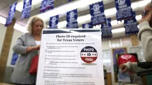 Down Court Law For Id Voter Strikes The Texas's - Fifth Time Atlantic A