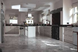 Natural Stone Kitchen Floor Grange Silver Grey Travertine Kitchen Ideas Pinterest Grey