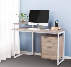 office desk with storage. Desk:24 Inch Wide Computer Desk Black Office Oak Furniture Wood With Storage