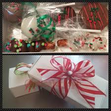 Chocolate Dipped Sampler Box Stl Cakepops St Louis Mo