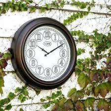 indoor outdoor wall clocks cartoon gardener indoor outdoor wall clock creative decorative clock atomic wall clock