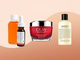 best skin care line for age 50 the