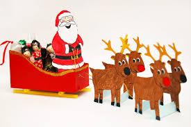 step 19 santa sleigh