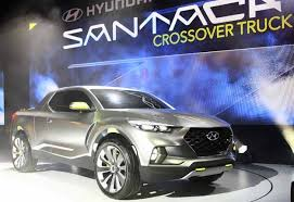 2018 hyundai bakkie. perfect 2018 what a bakkie move over chev ute hyundai has entered the cool arena with  its santa cruz crossover truck concept at 2015 detroit auto show in 2018 hyundai bakkie