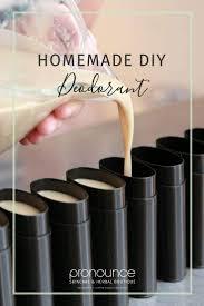 homemade diy deodorant recipe secret ing no irritating baking soda effective recipe