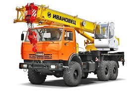 Самосвал Грузовысотные характеристики автокрана 25 тонн Ивановец КамАЗ имеют внушительные технические значения Основная стрела автокрана 25 т КамАЗ позволяет