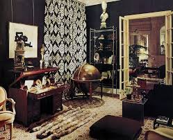 a study in masculinity this sanctum created by spanish designer paco muñoz mi a swarthy color