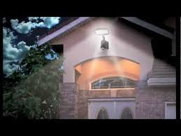 Solar Powered Led Lights Outdoor  Lightings And Lamps Ideas Led Security Light Solar