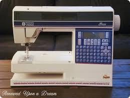 Rose Sewing Machine