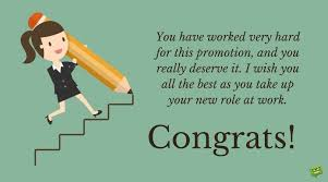 Congrats On Your Promotion A Job Well Done Achievements And Congratulations Quotes