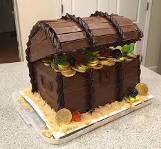 Pirate Treasure Chest Hershey Bar Cake Annies Amazing Cakes