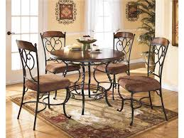 Kitchen Furniture Sets Wrought Iron Round Kitchen Table Sets Wood Round Kitchen Table