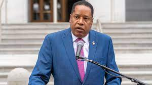 Larry Elder says he would replace ...
