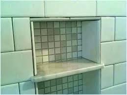 make a shower niche shower niche build a shower niche shower niche shelf shower niche shelf