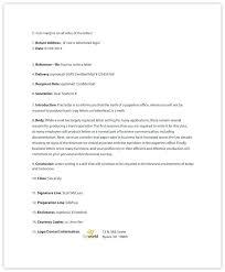 Letter Format For Business Communication Fresh Proper Standard ...
