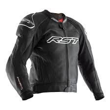 details about rst 2051 tractech evo 3 iii sports leather motorcycle jacket black new model