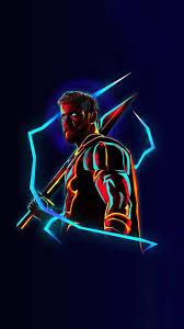 Thor IPhone Wallpapers on WallpaperSafari