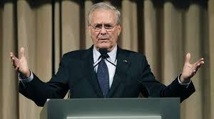 Vor 89. Geburtstag - Ex-Verteidigungsminister Donald Rumsfeld gestorben