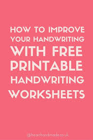 Pictures Adult Handwriting Practice Sheets, - Daily Quotes About Love