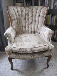 Clever Bunnies Mission 1940 s Sam Moore Chair