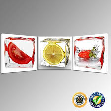 Creative Art- Frameless Canvas Prints,fruits <b>Digital Print</b> Canvas for ...