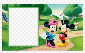 free png minnie and mickey mouse