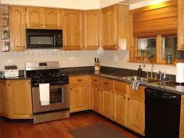 honey oak kitchen cabinets simple oak kitchen cabinets