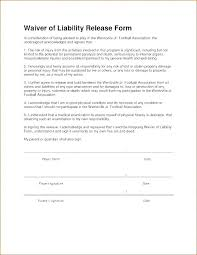 Liability Waiver Form Template Free Lien Waiver Template Lien Waiver Form Template Lien Waiver