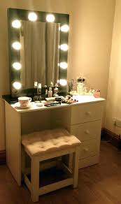 makeup mirror lighting. Mirror With Lights For Makeup Lighting Dressing Table Images Of Vanity Within .