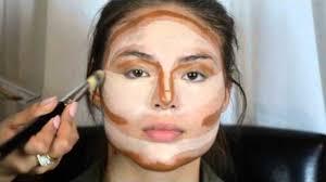 make up tutorial contouring highlighting just like kim kardashian