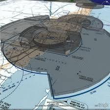 Aero Charts Google Earth Library