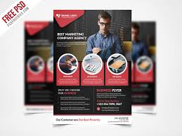 Free Psd Corporate Business Flyer Template Psd On Behance