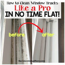 here s how to clean your window tracks like a pro