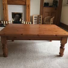 extra large coffee table awesome used other dining living room furniture for