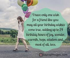 Birthday Quotes For Friend Awesome 48 Birthday Wishes For A Friend Pin And Share SayingImages